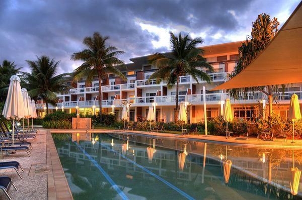 The Terraces, Fiji