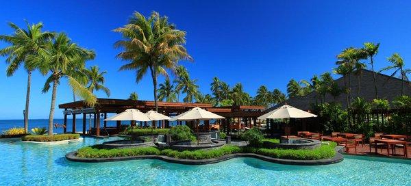 The Sheradon Fiji Resort
