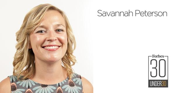 Savannah Peterson