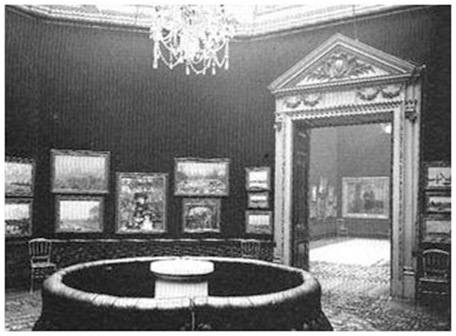 Photo from 1874 exhibition