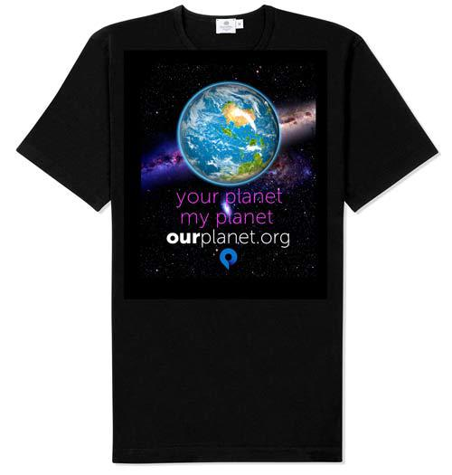 Our Planet Limited Edition Tee