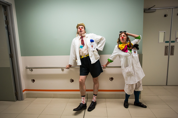 Clown Doctors