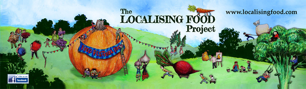 Localising Food Project Header
