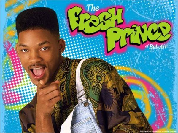 Most of us Millennials can recite the theme song from Fresh Prince of Bel Air