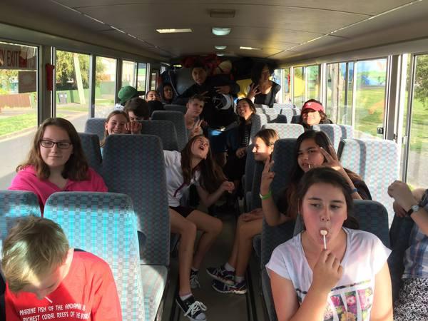 UHCYT bus trip