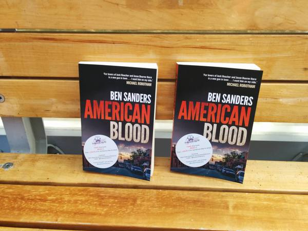 Books left at Victoria Park Station, Auckland CBD