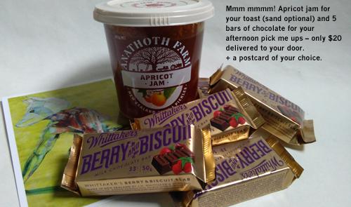 Jam chocolate