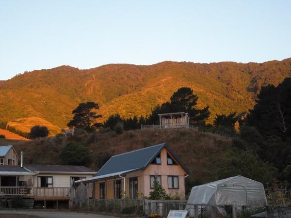 prayer hut