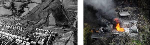 Aberfan and Pike River Disasters