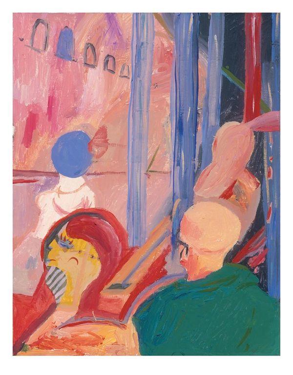 Picasso's dream Kieran Burtenshaw