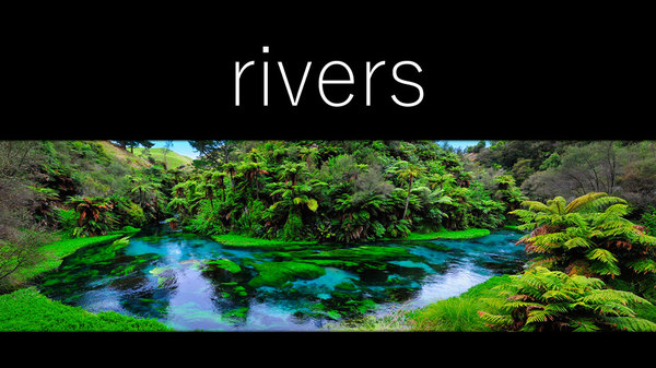 RIVERS - Jules Riding