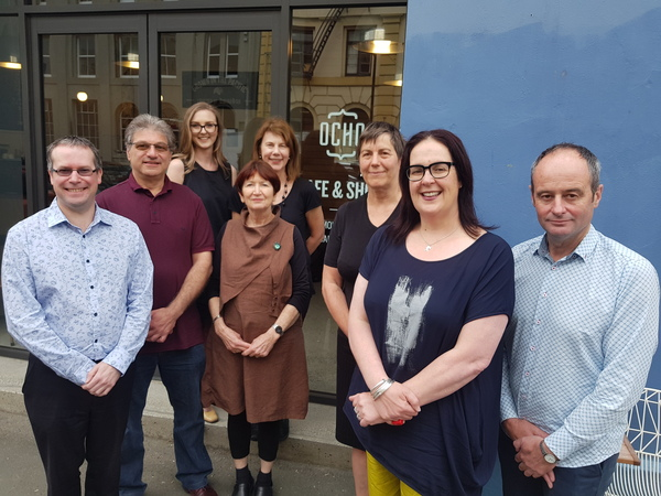 OCHO board members & key folk