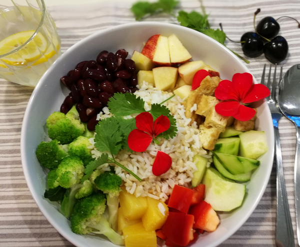 Plant-based Power Bowl