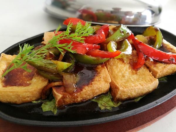 Teppanyaki Tofu