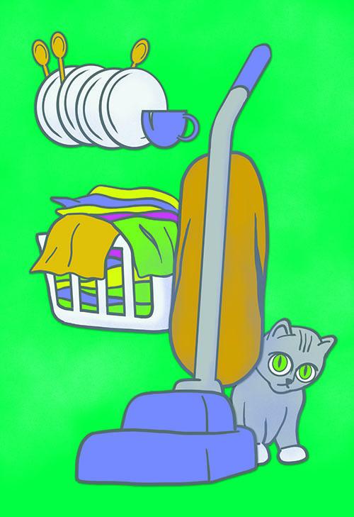Tanner's Kitten