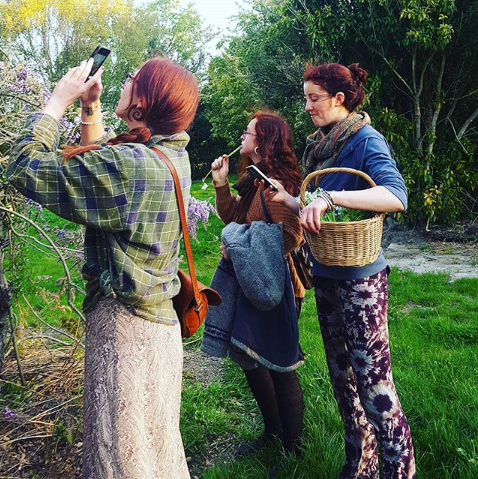 Canon Family foraging adventures!