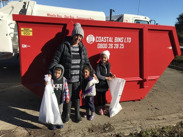 Coastal Bins dispose our rubbish!
