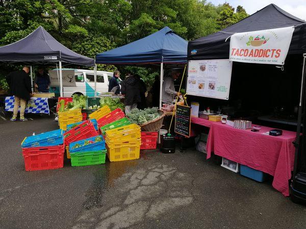 Thorndon Farmers Market