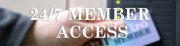 24/7 Member Access