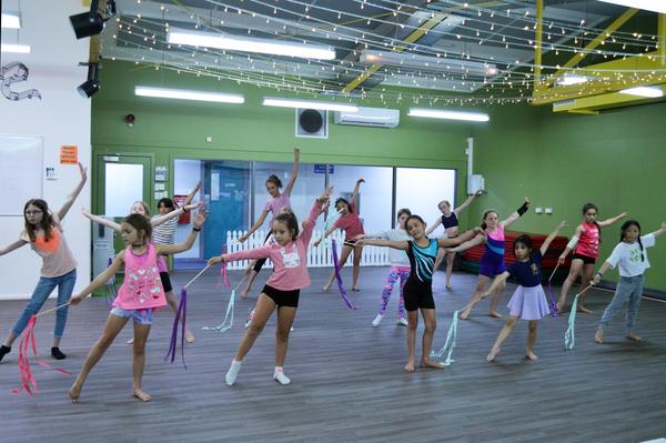 Holiday Dance Workshop