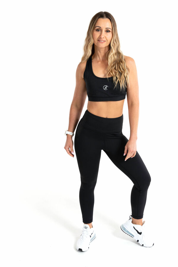 Infinity Sports Bra and Full Length core Support Tights
