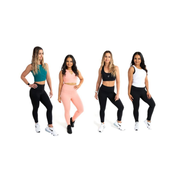 The Entire Powerfit Range designed to Move with you