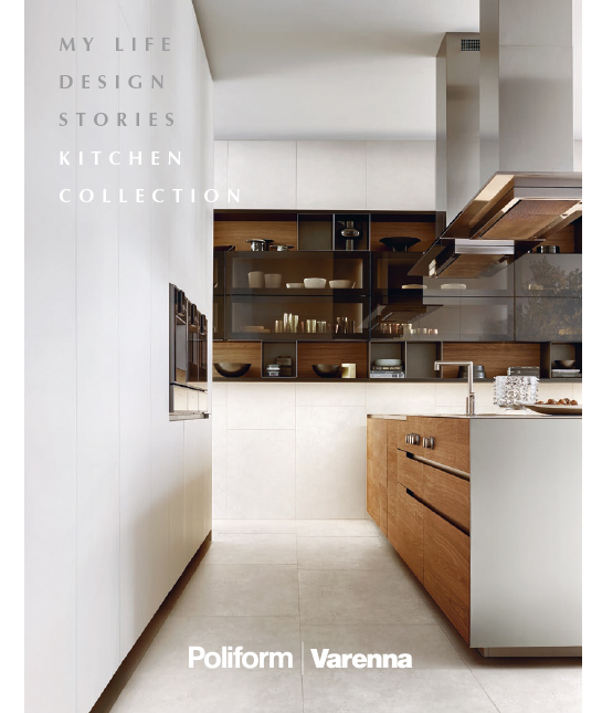 Home design collections and catalogues poliform australia for Poliform kitchen designs