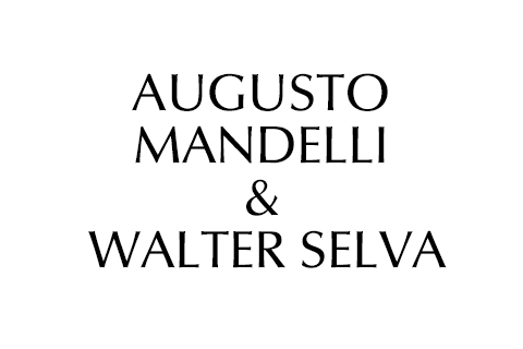 Augusto Mandelli and Walter Selva