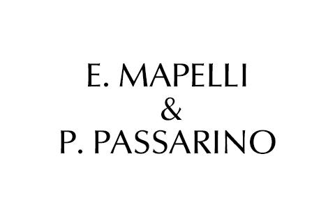 E. Mapelli & P. Passarino