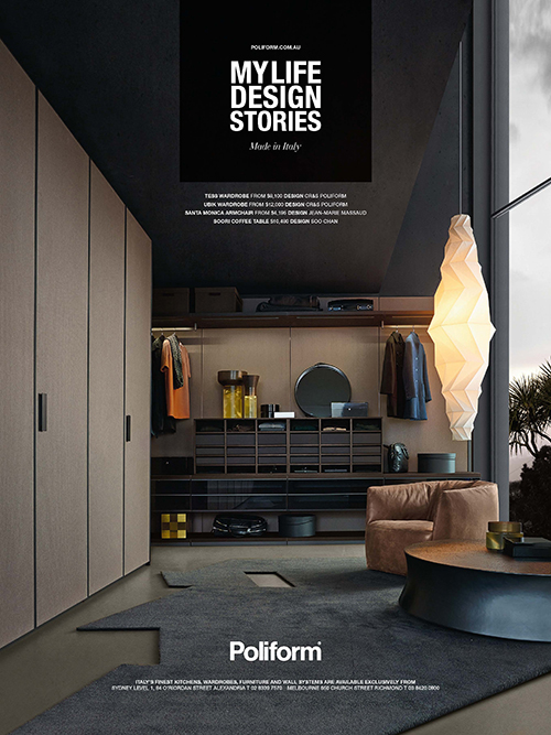 Advertising | Tess and Ubik Wardrobes