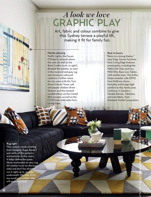 Editorial | House & Garden September 2014
