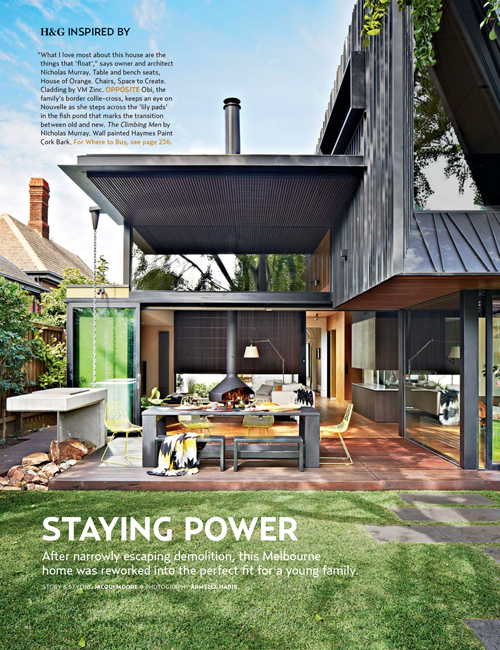Editorial | House & Garden September 2014