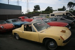Very sad 914 with lots of patina