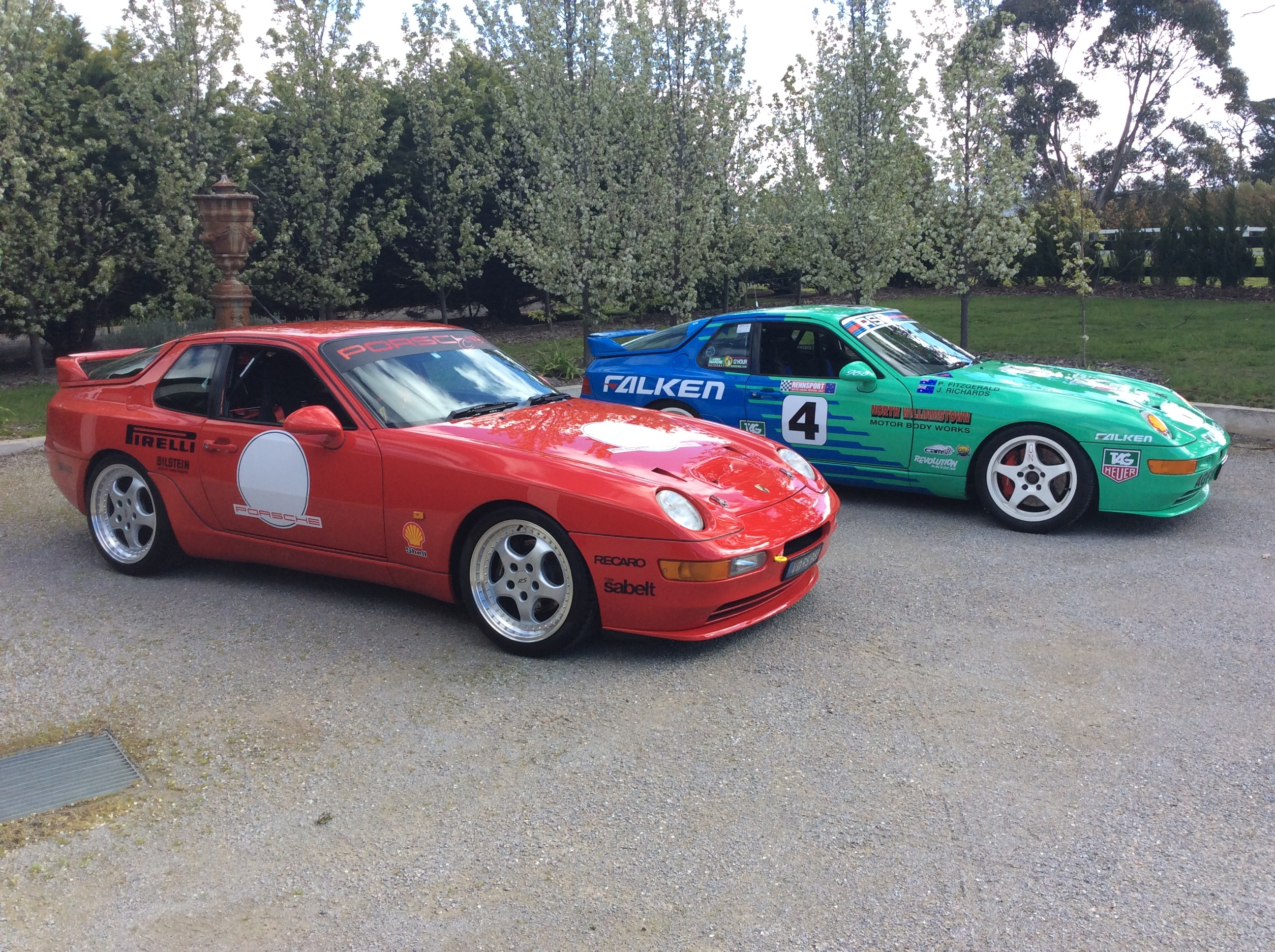 968 Turbo Rs Anyone Page 5 Front Engined Pfa