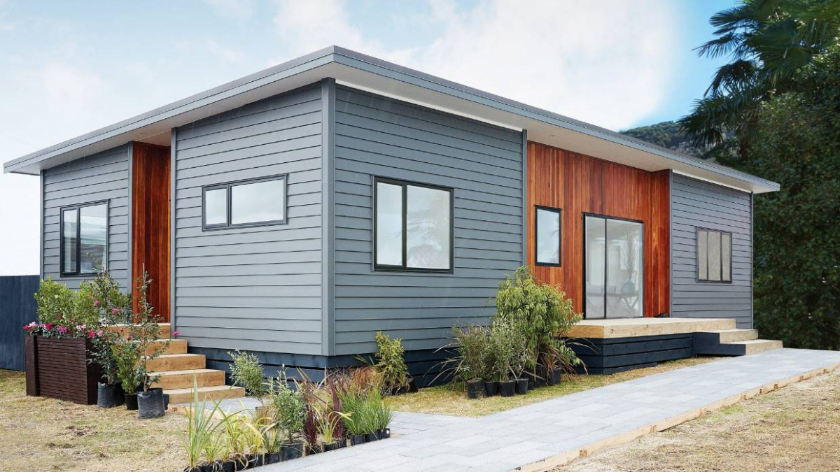 Bunnings Tiny Houses