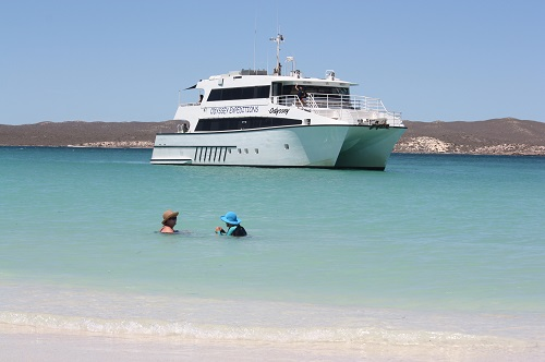 Odyssey Expeditions 10 Day West Coast Cruise - Fremantle to Broome
