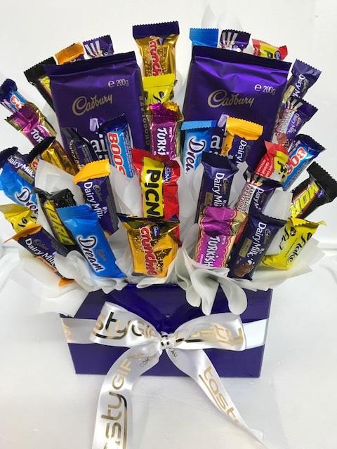 Cadbury Explosion