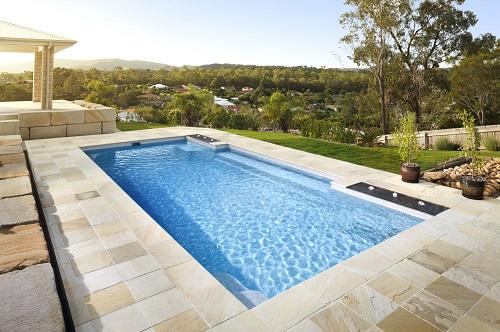 Freedom Pools Senator Swimming Pool