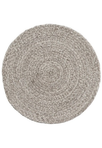 Bayliss Nordic Driftwood Handwoven Rug 200cm x 200cm $990