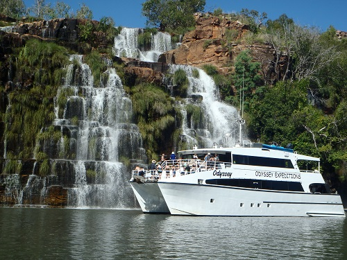 ODYSSEY EXPEDITIONS 9 DAY KIMBERLEY CRUISE - September 2018