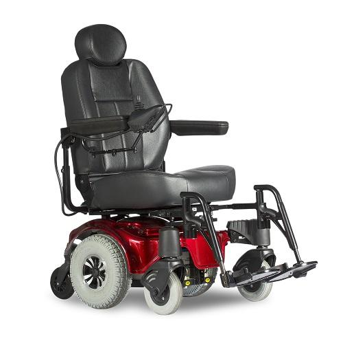 Heartway Allure Captain Seat Wheelchair