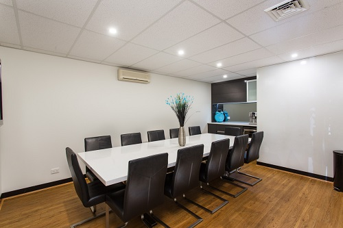6 hours use of Boardroom Space
