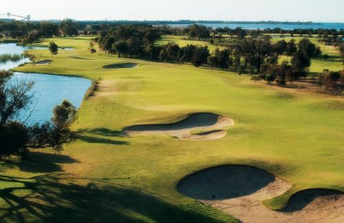 Pro Rata Full Golf Club Membership