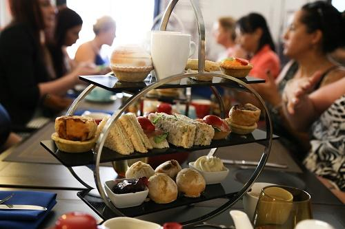 High Tea at The Harbour Master
