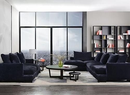 KX-S0865 Fabric Sofa