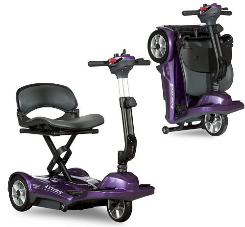 Heartway S21M Folding Mobility Scooter