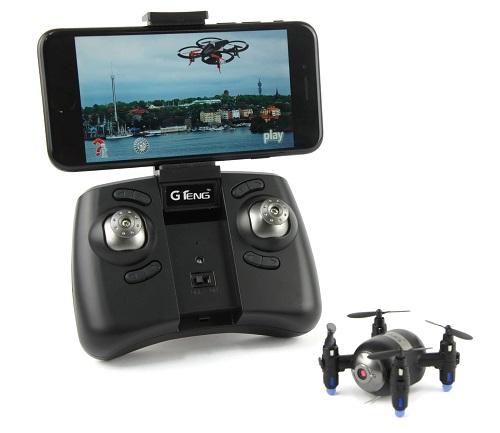 RC Micro Drone with WIFI FPV Camera