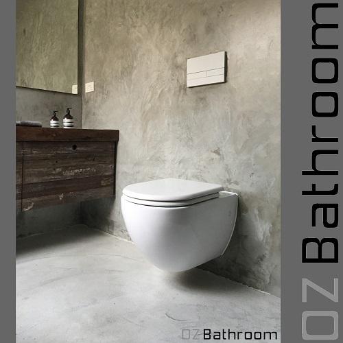 Jeffery wall hung toilet suite