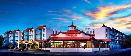 Pagoda Resort & Spa One Night Breakaway - Deluxe Studio
