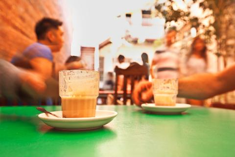 Morning Coffee,Culture& Art Tour(4pax)